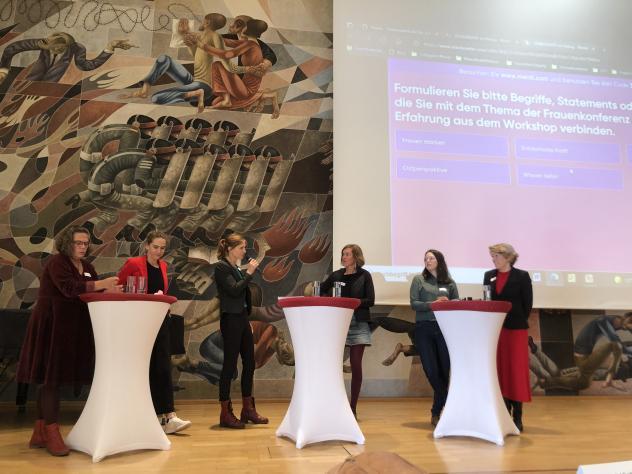 Frauenkonferenz Dresden Sachsen Frauen