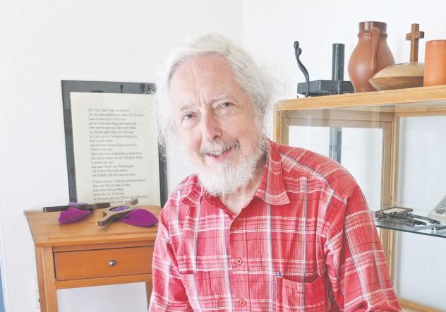 Pfarrer i.R. Hanno Schmidt
