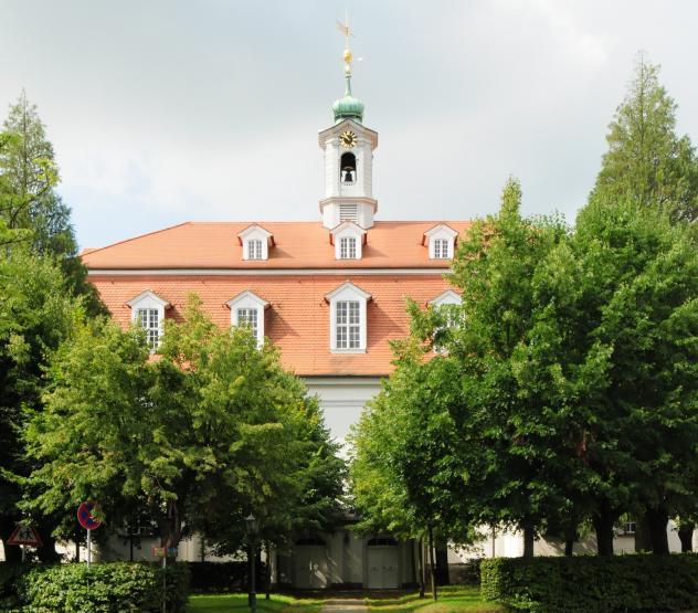 Gemeindesaal Brüdergemeine Herrnhut, Herrnhuter Kirchensaal, Herrnhut, Gemeindesaal, Brüdergemeine, Sanierung