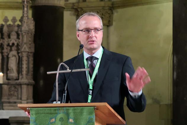 Landesbischof Carsten Rentzing