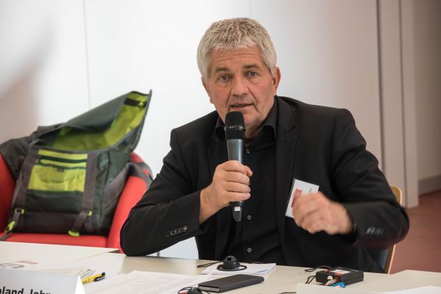 Roland Jahn, Bundesbeauftragter für die Stasi-Unterlagen