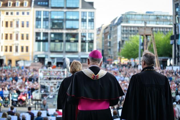 Bischof Rentzing Kirchentag 2017 Leipzig