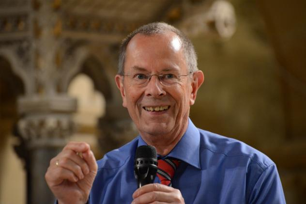 Thüringens Altbischof Werner Leich