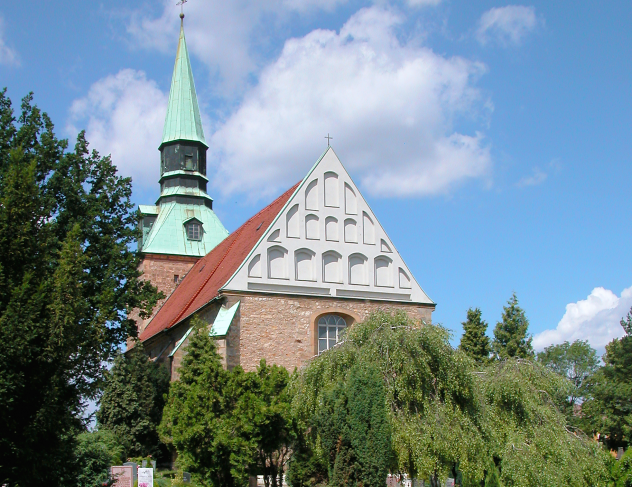 Kirche Leubnitz Neuostra