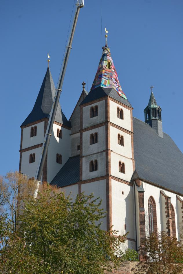 Kirche Geithain