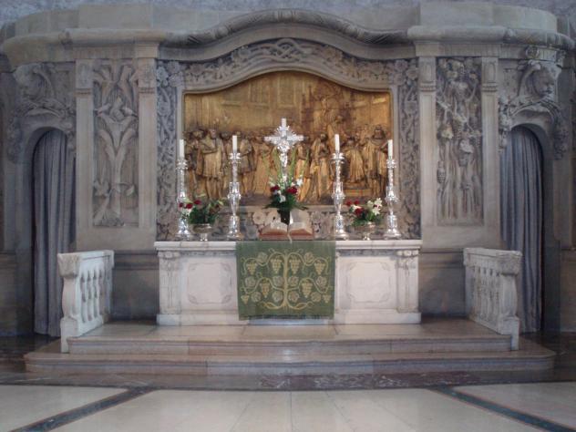 Altar Kreuzkirche Dresden