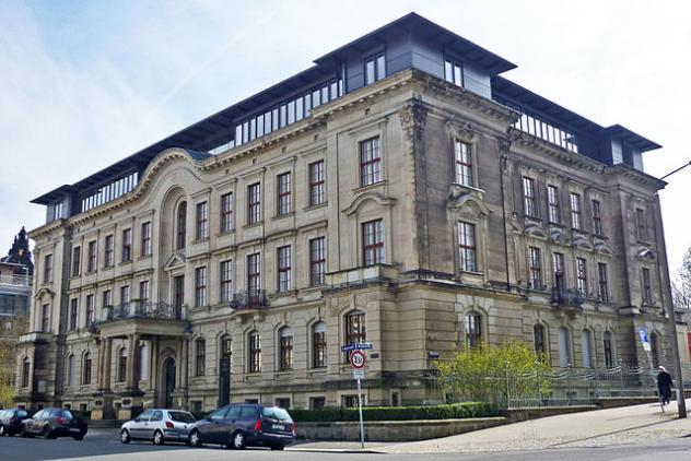 Landeskirchenamt Dresden