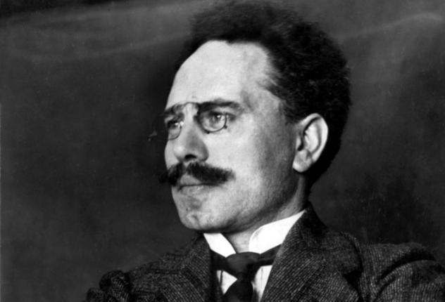 Politiker Karl Liebknecht