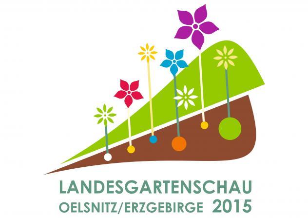 Landesgartenschau 2015 in Oelsnitz / Erzgeb.