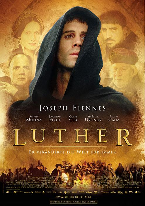 Filmplakat Luther