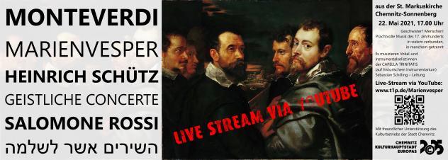 Chemnitz, Sebastian Schilling, Monteverdi,