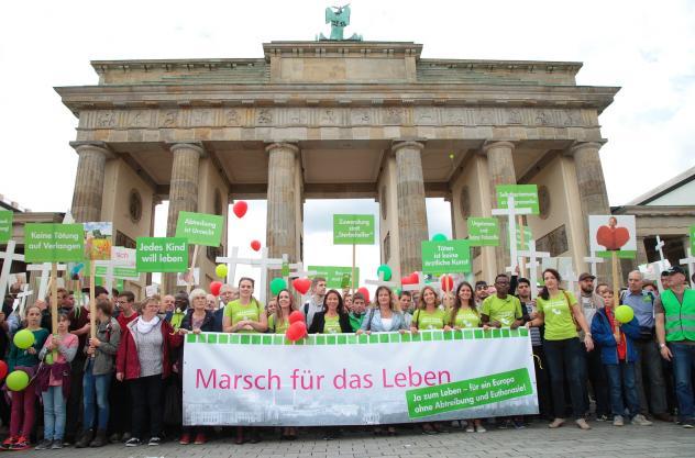 Marsch für das Leben Berlin