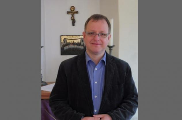 Pfarrer Christoph Rummel