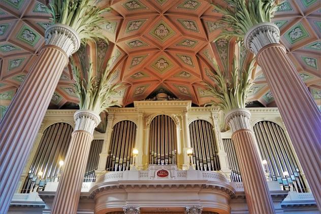 Orgel in der Nikolaikirche Leipzig