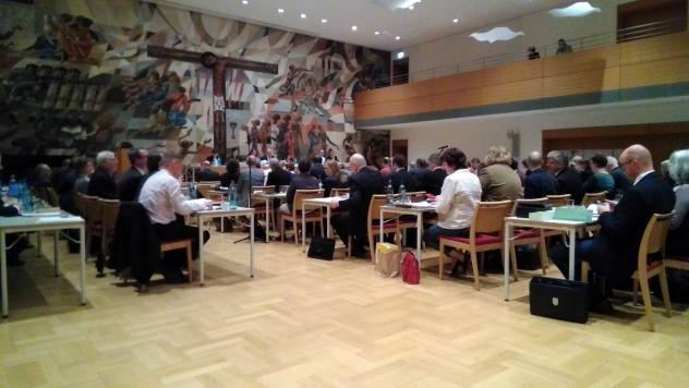 Synode in Dresden