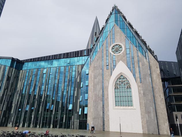 Paulinum Universitätskirche Leipzig Augustusplatz