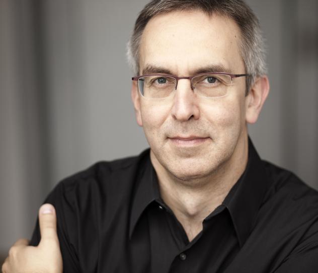 Peter Kopp ist Leiter des Kammerchores Vocal Concert Dresden