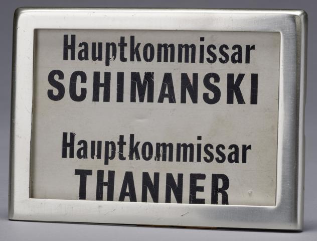 Haus der Geschichte, Leipzig, Krimi, Tatort