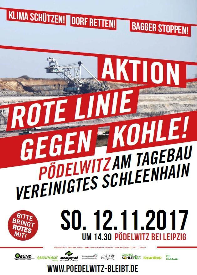 Christen fordern Erhalt des Dorfes Pödelwitz | DER SONNTAG (Sachsen)