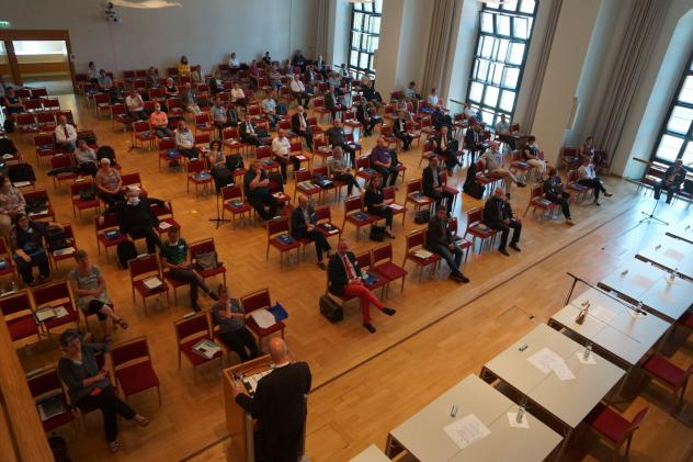 Haus der Kirche Dresden Synode