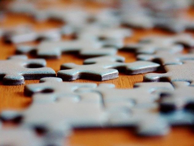Puzzle EKD Missbrauch
