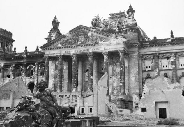 Reichstag 1945