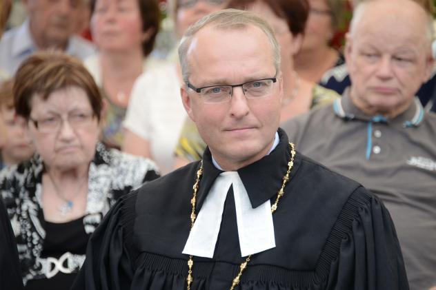 Sachsen Landesbischof Bohl