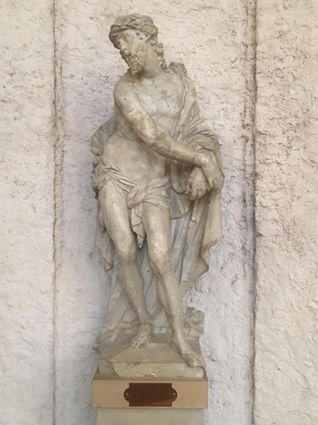 Christus-Figur Busmannkapelle