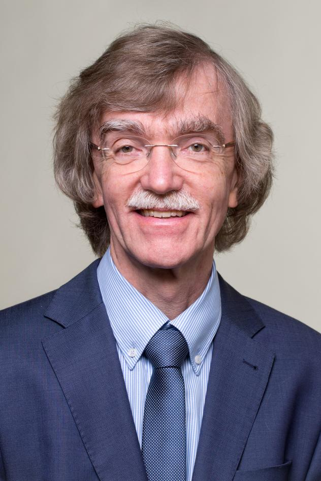Thomaskantor Gotthold Schwarz
