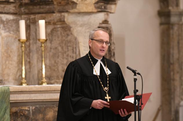Sachsens Landesbischof Carsten Rentzing