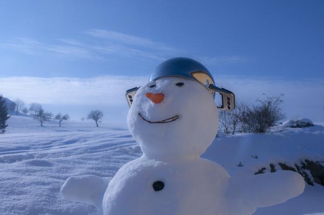 Winter Kinderbibeltage Schneemann