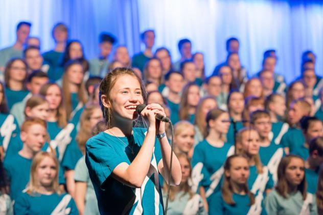 Adonia-Musical, Pavillon der Hoffnung
