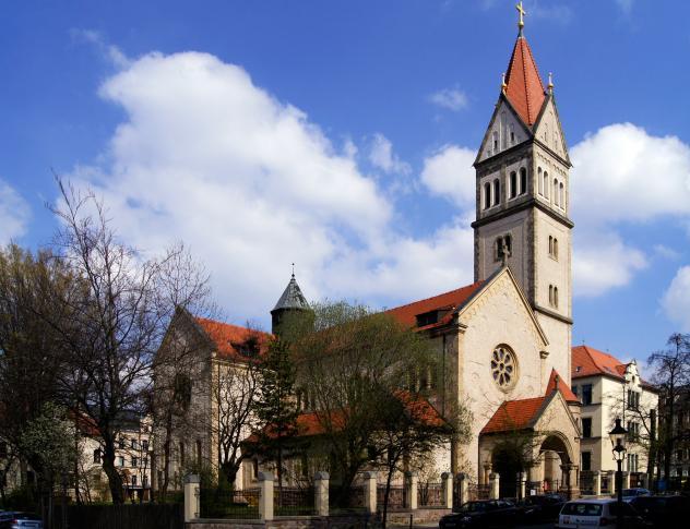 Niederbronner ordensschwestern, Chemnitz, St. Joseph