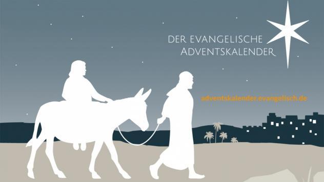 Adventskalender EKD evangelisch Heimat