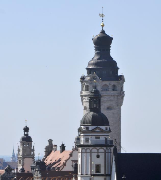 Leipzig Innenstadtgemeinden