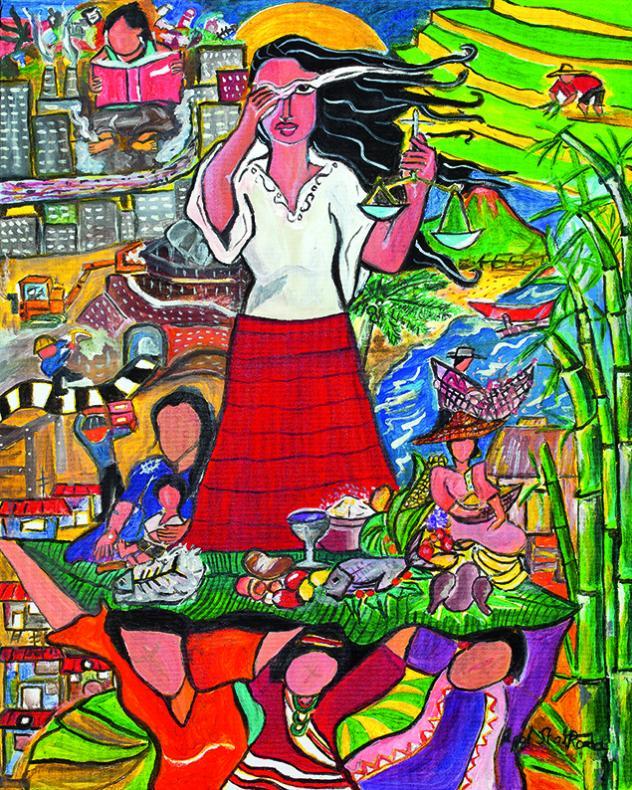 Weltgebetstag der Frauen Philippinen
