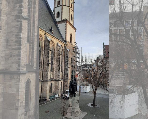 Thomaskirche, Turm, Glocken