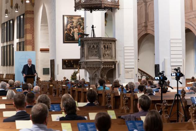 Christoph Markschies, EVA, Evangelische Verlagsanstalt, Jubiläum, 75 Jahre