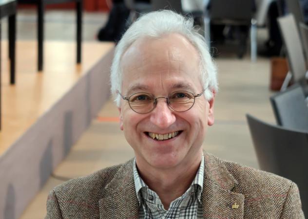Der frühere Thomaskirchenpfarrer Christian Wolff – Foto: A. Kühne