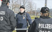 Christian Mendt, Polizeiseelsorger, Gewalt, Krawalle, Corona, Polizei, George Floyd