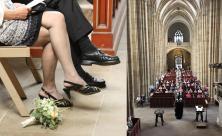 Dom zu Meißen, Meißen, Ehepaare, Traugottesdienst, Ehe, Hochzeit