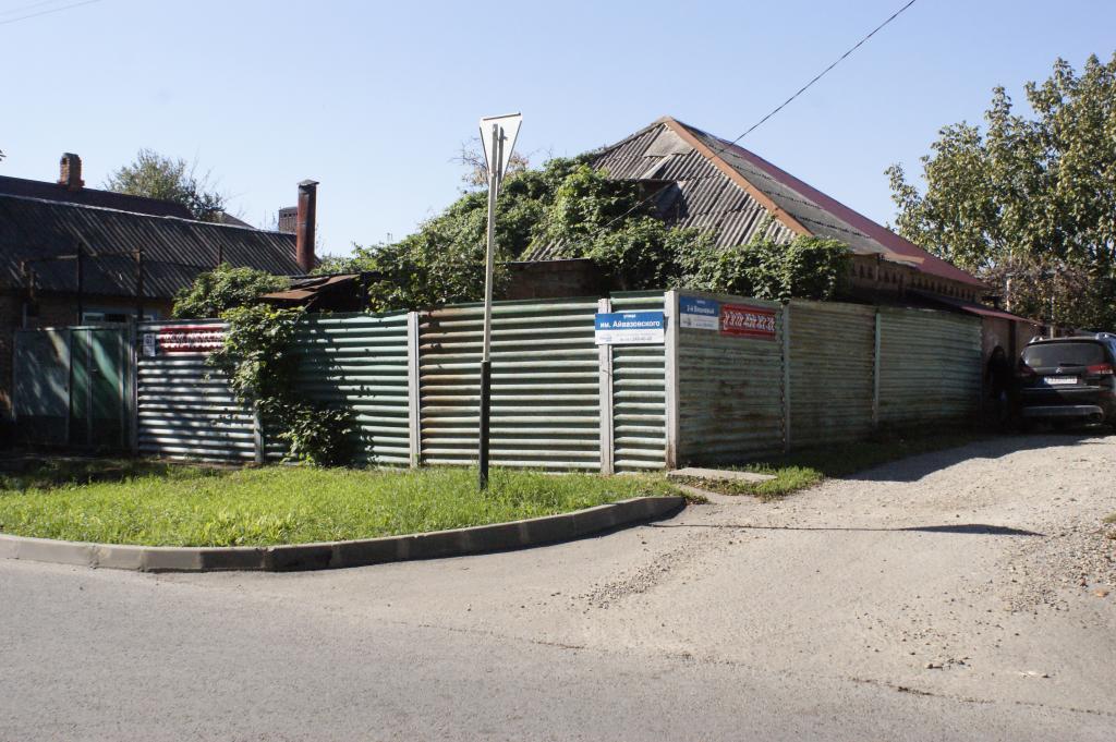 Gemeindehaus in Krasnodar © Arndt Haubold