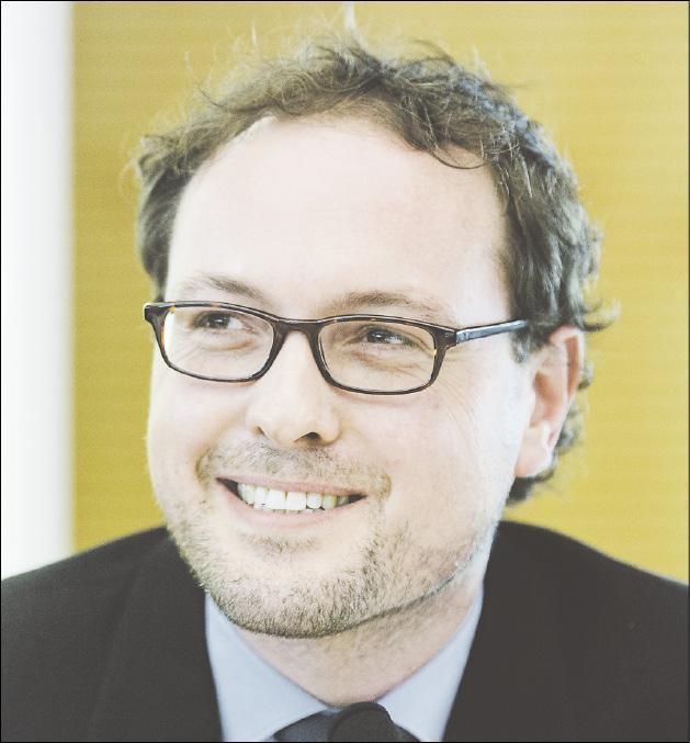 Tobias Niederschlag, künstlerischer Leiter/Foto: O. Killing