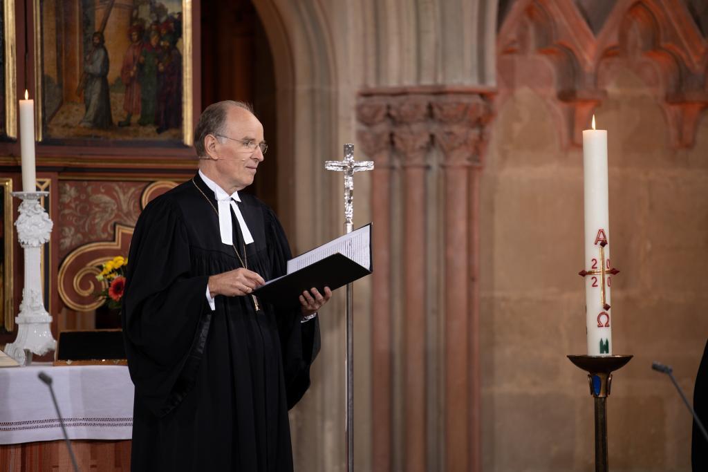 Bischof Ralf Meister