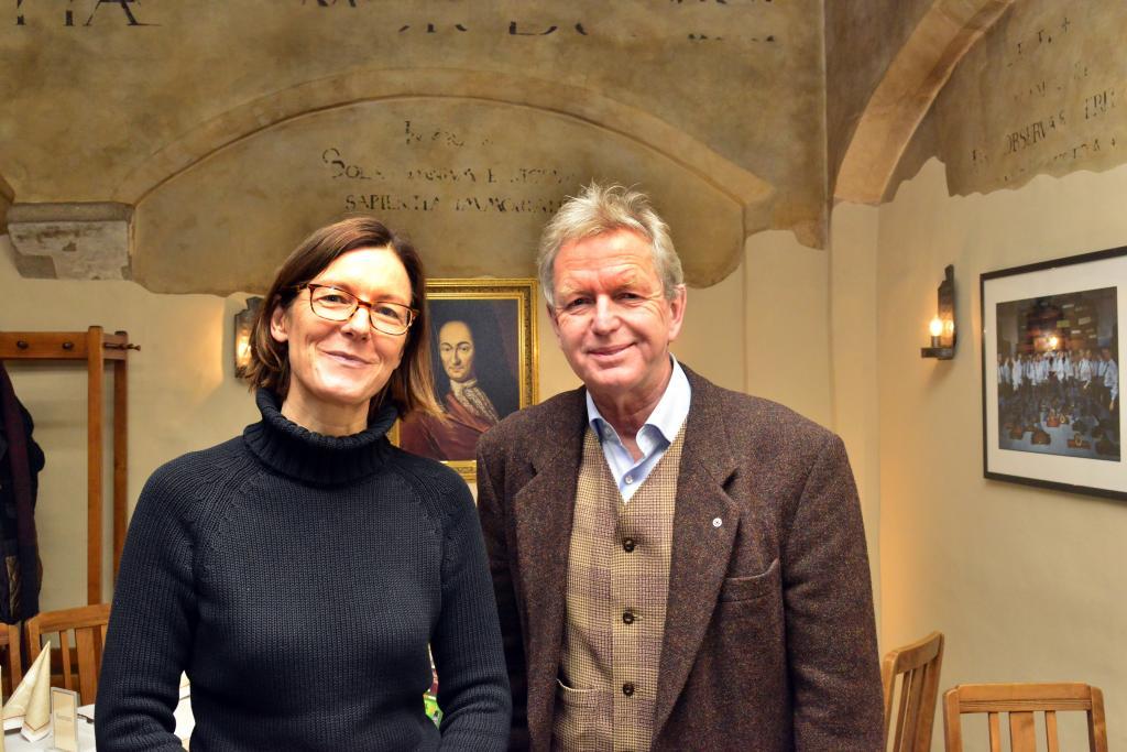 Weigel und Bohl im Interview