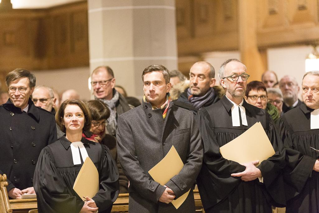 Mit dabei waren auch zahlreiche Gäste aus Kirche und Politik