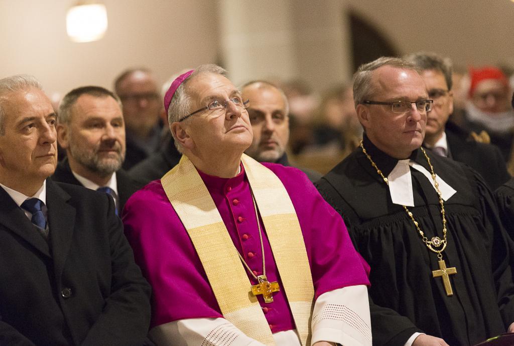 Der katholische Bischof Heinrich Timmerevers