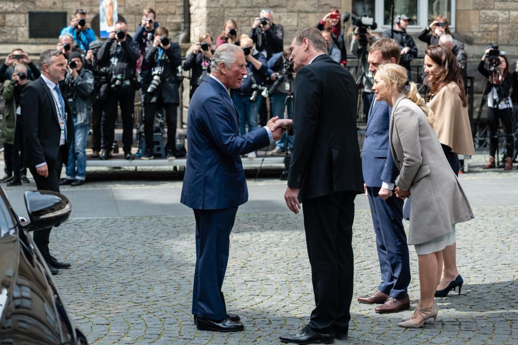 OB Burkhard Jung Prinz Charles