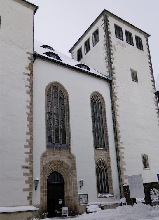 Der Freiberger Dom