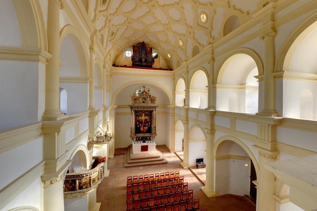 Schlosskirche Augustusburg